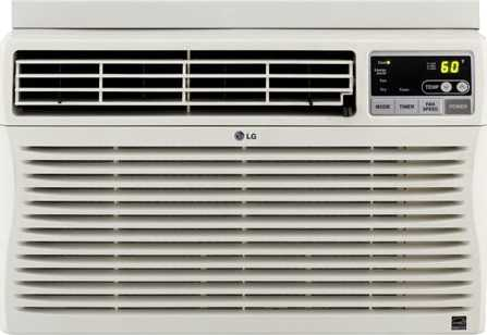 LG Window Air Conditioner LW8012ER