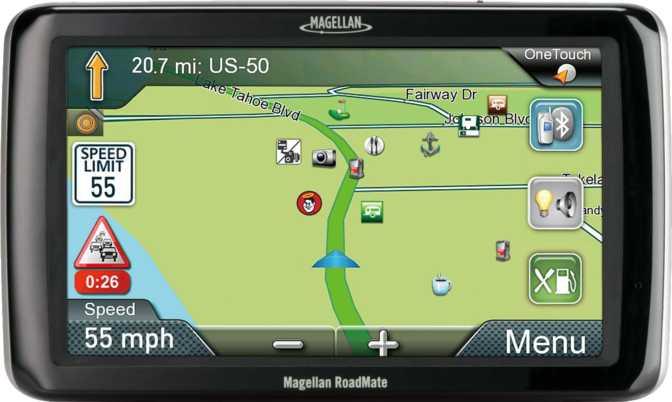 Magellan RoadMate RV9365T