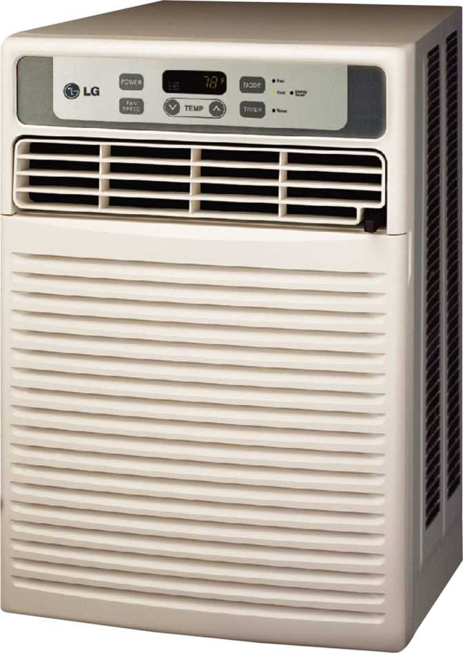 LG Casement Air Conditioner LW1013CR