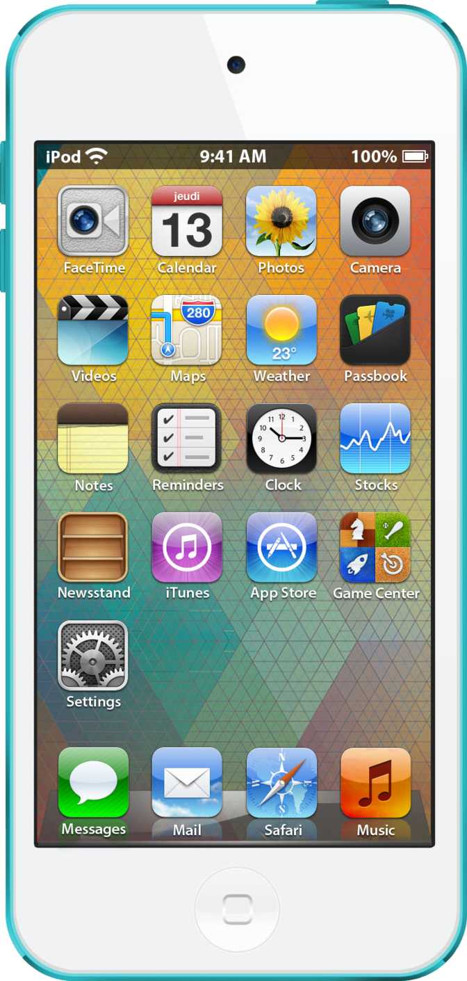 Apple iPod 5 touch 64GB