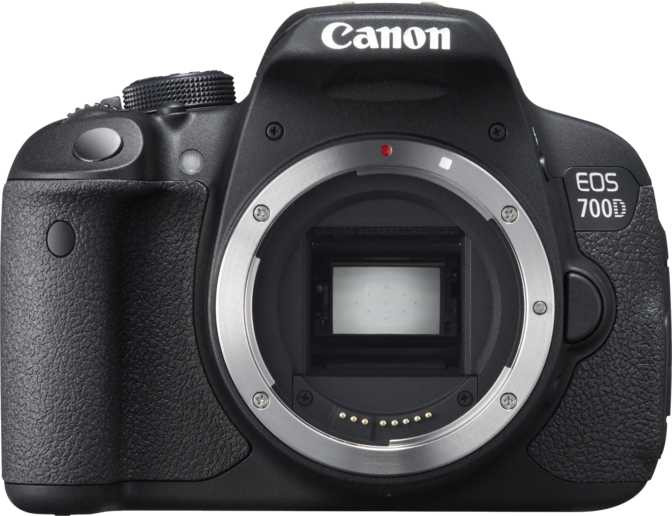 ≫ Canon EOS 600D vs Canon EOS 700D: What is the difference?
