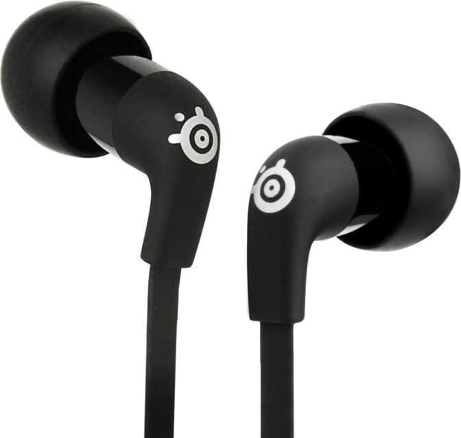 SteelSeries Flux In-ear
