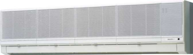 Sanyo Wall Mounted Heat Pump - 26KHHS72R KH2672R