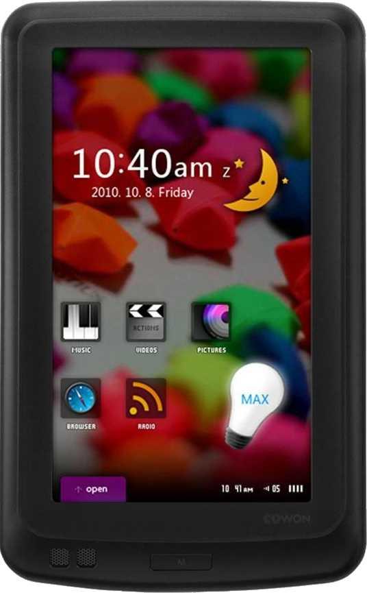 Cowon X7 160GB