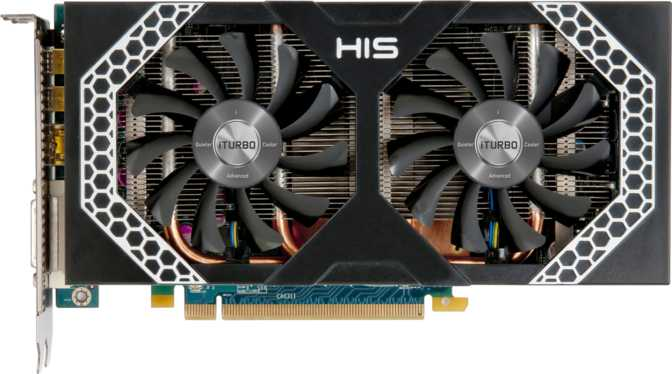 HIS HD 7790 iPower IceQ X2 Turbo