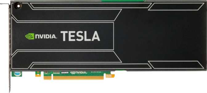 Nvidia Tesla K20