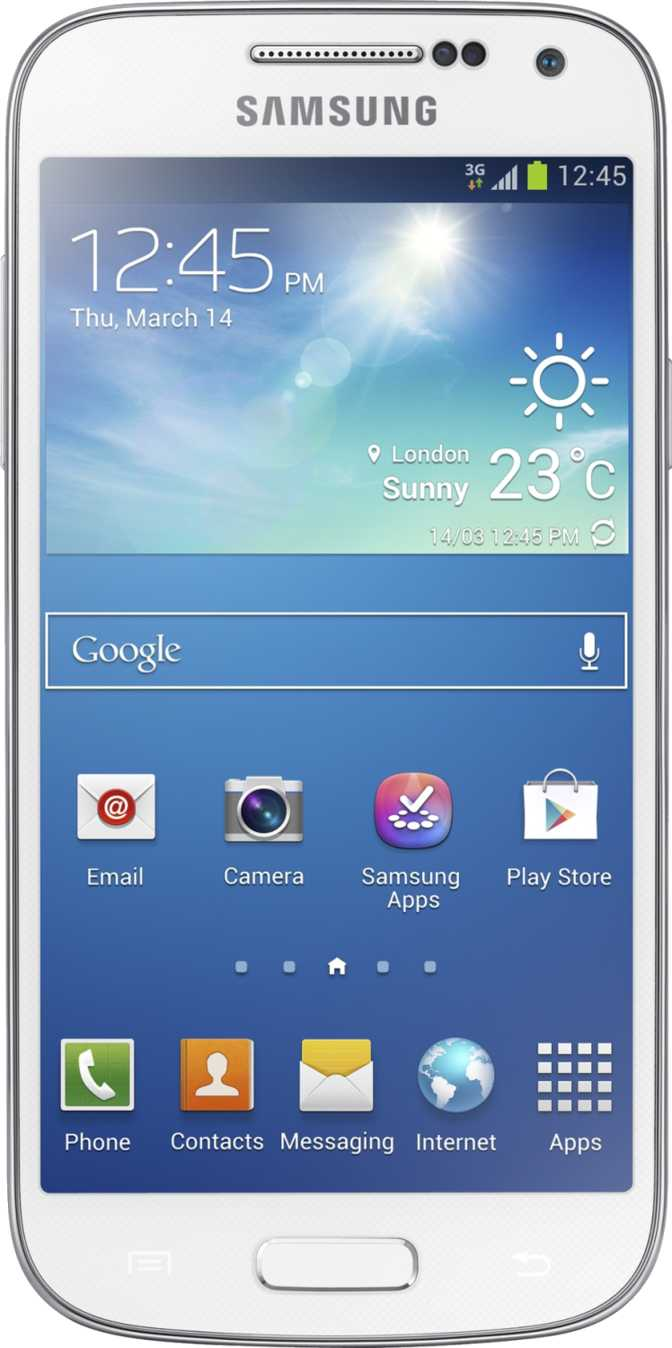Samsung GS4 Mini