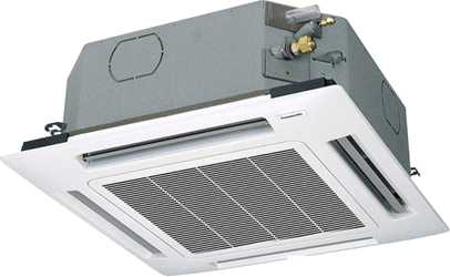 Panasonic Ceiling Recessed Heat Pumps S-26PU1U6