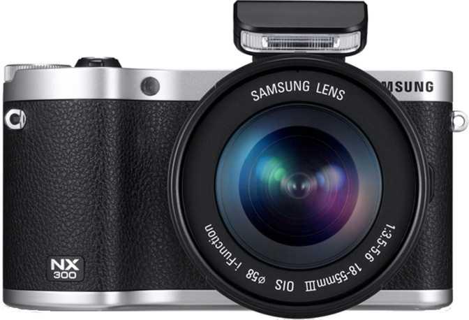 Samsung NX300 + Samsung NX 18-55mm f/3.5-5.6 OIS III i-Function