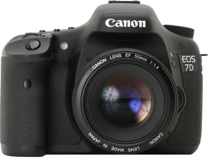 Canon EOS 7D + Canon EF 50mm