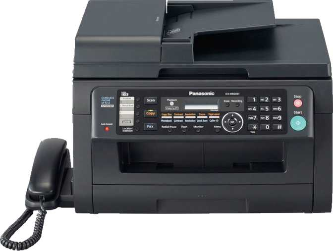 Panasonic KX-MB2060