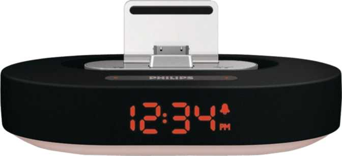 Philips Docking DS1210 Clock