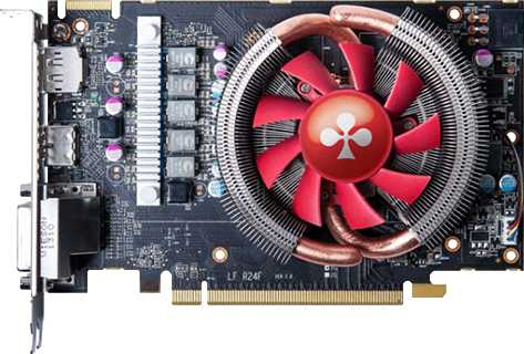Club 3D HD 7790 13Series