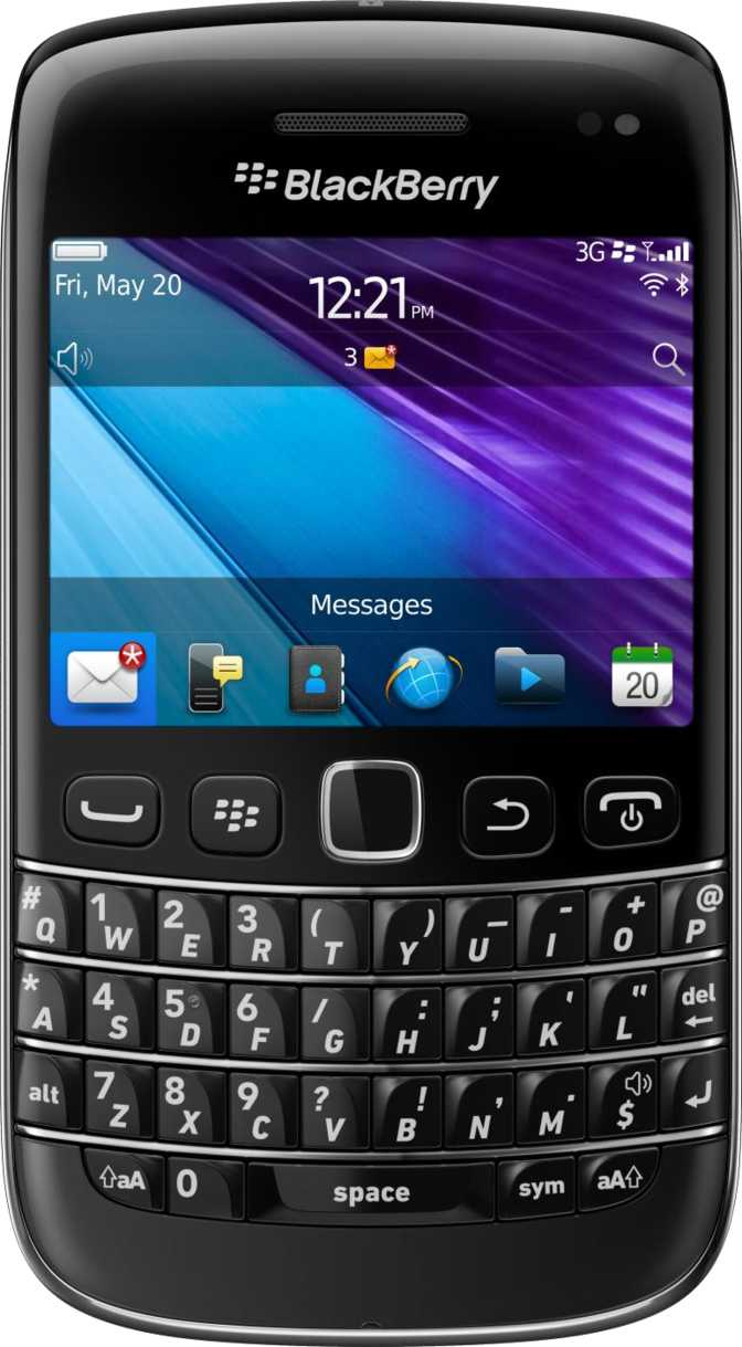 RIM BlackBerry Onyx III