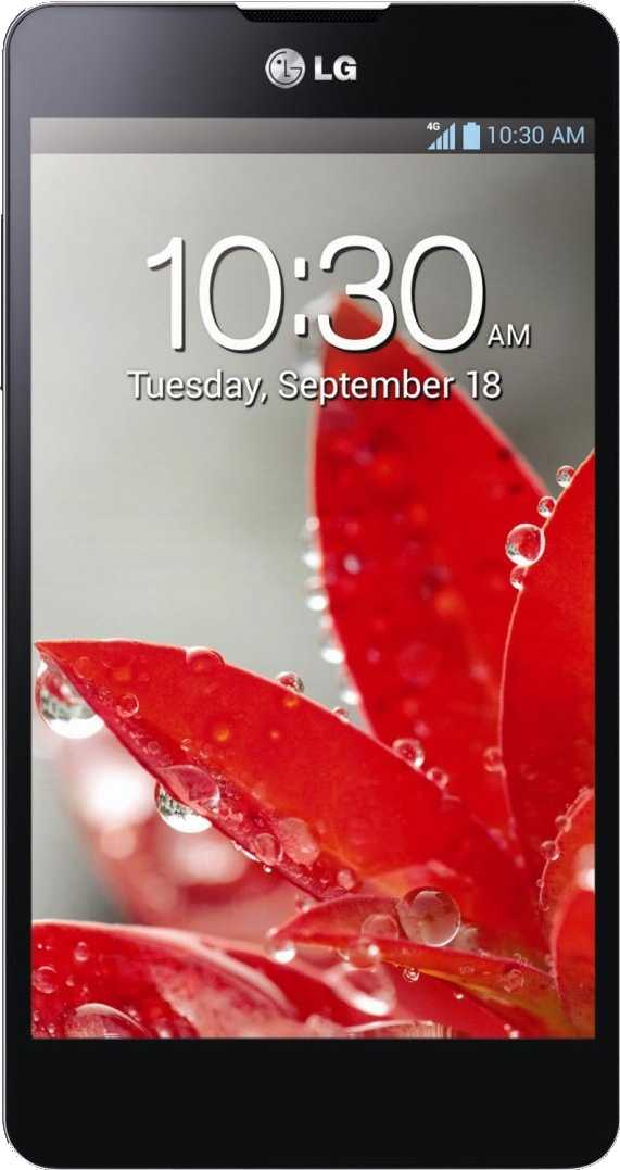 LG Eclipse 4G LTE