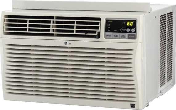 LG Window Air Conditioner LW1213ER