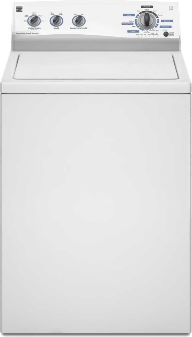 whirlpool vs kenmore washing machine