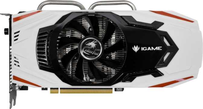 Colorful iGame GeForce GTX 650 Ti Boost