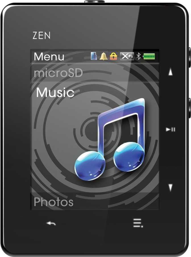 Creative ZEN X-Fi3 8GB