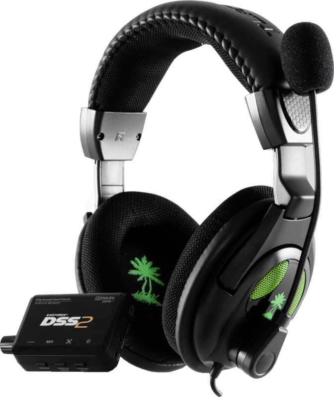 Turtle Beach Ear Force DX12