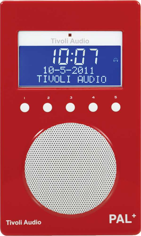 Tivoli Audio Portable Audio Laboratory Plus
