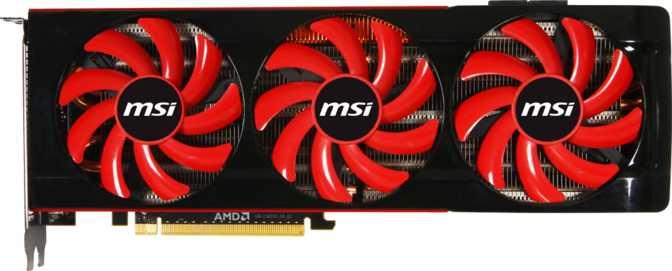 MSI Radeon HD 7990