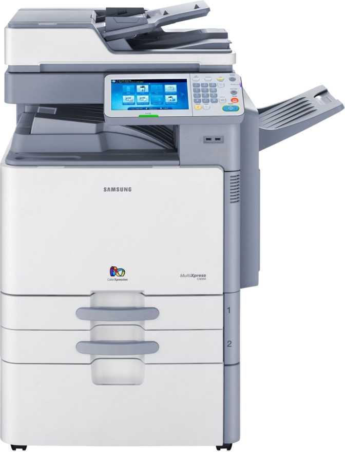 Samsung CLX-9350ND