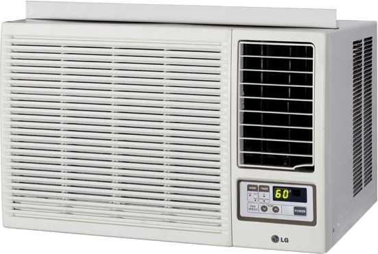 LG Window Air Conditioner LW1813HR