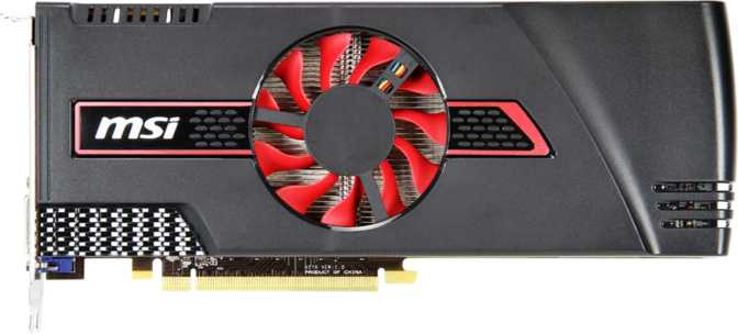 MSI Radeon HD 7950 Boost OC