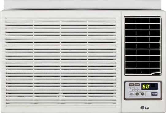 LG Window Air Conditioner LW1812HR
