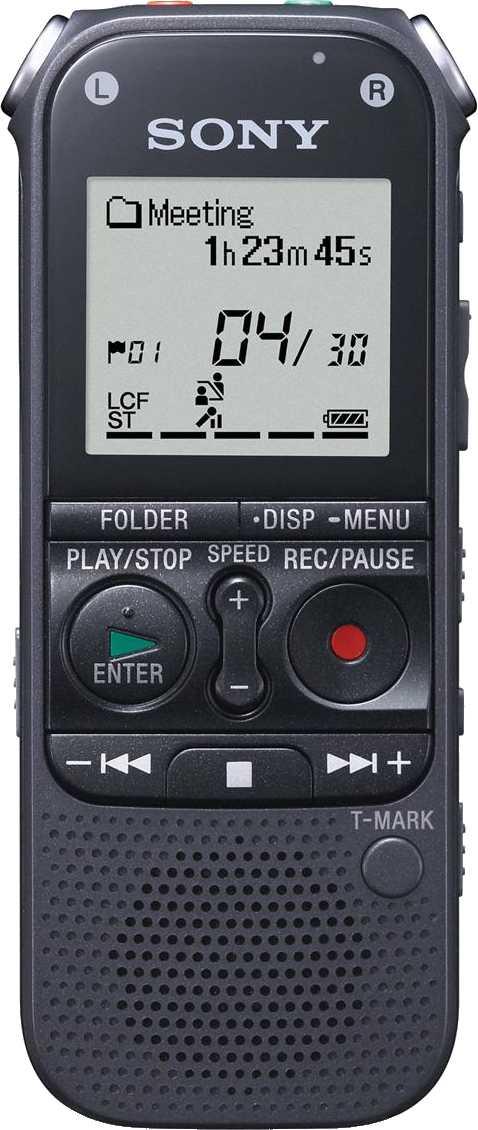 Sony ICD-AX412