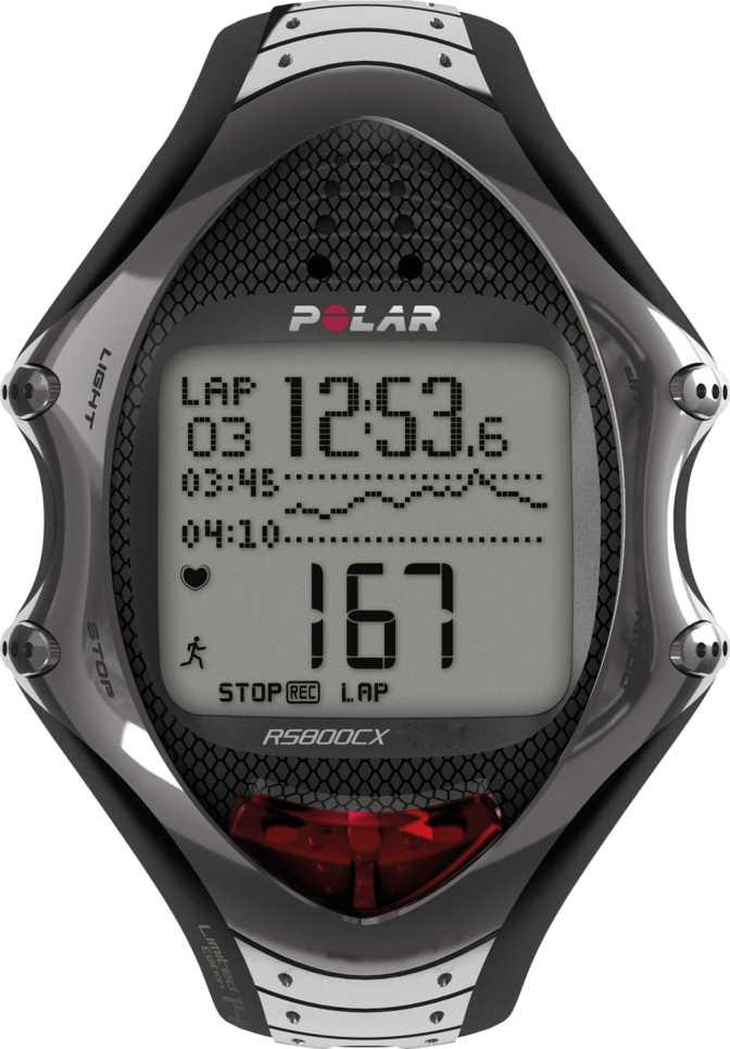 Polar RS800CX RUN