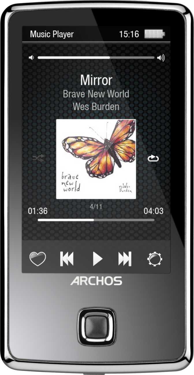 Archos 30c Vision 4GB