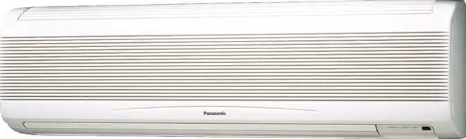 Panasonic Wall Mounted Air Conditioner - Low Ambient S-26PK1U6