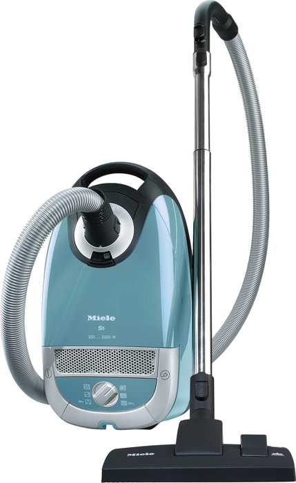 Miele S5211 Power Plus