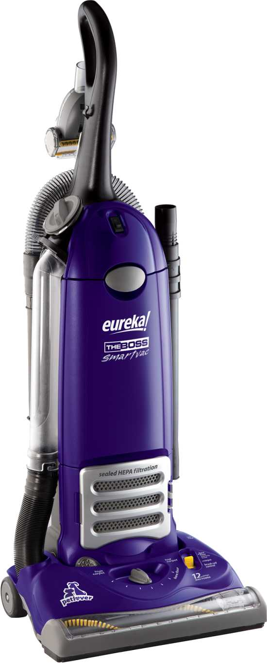 Eureka Boss SmartVac Pet Lover-4870SZ