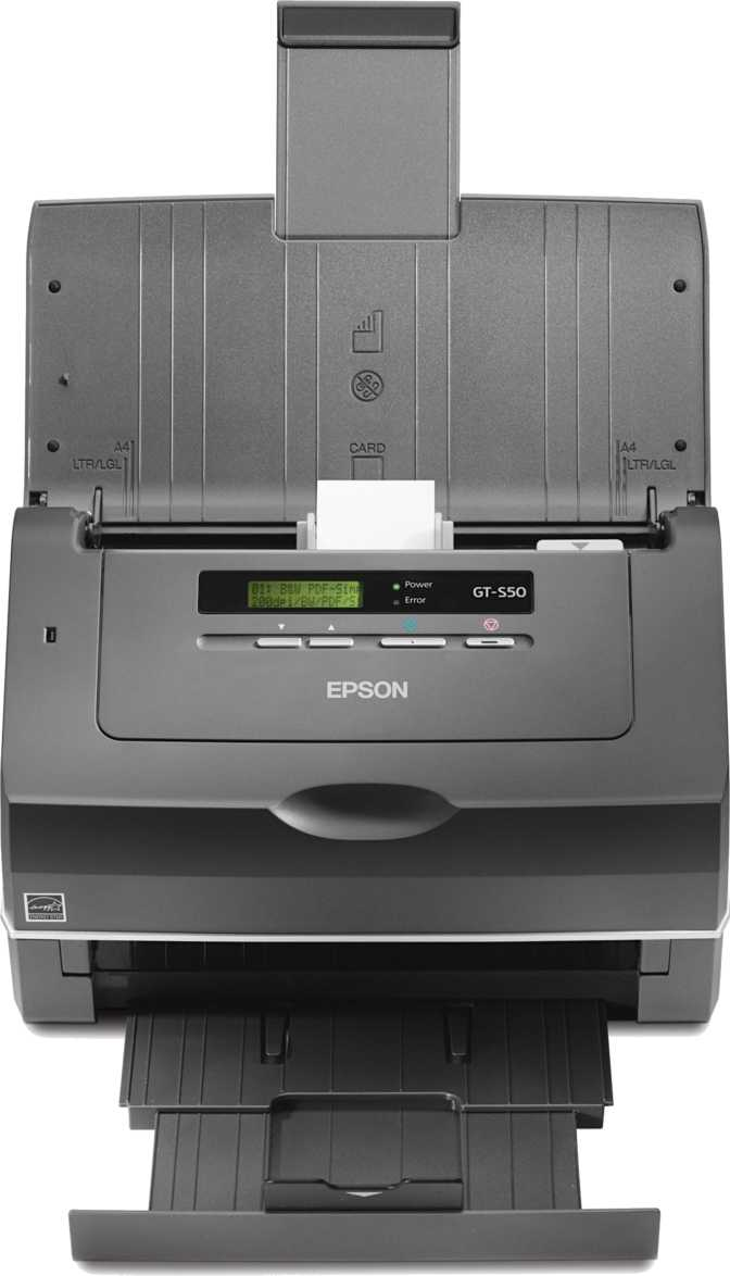 Epson WorkForce Pro GT-S50