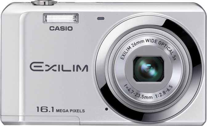 Casio Exilim EX-ZS6