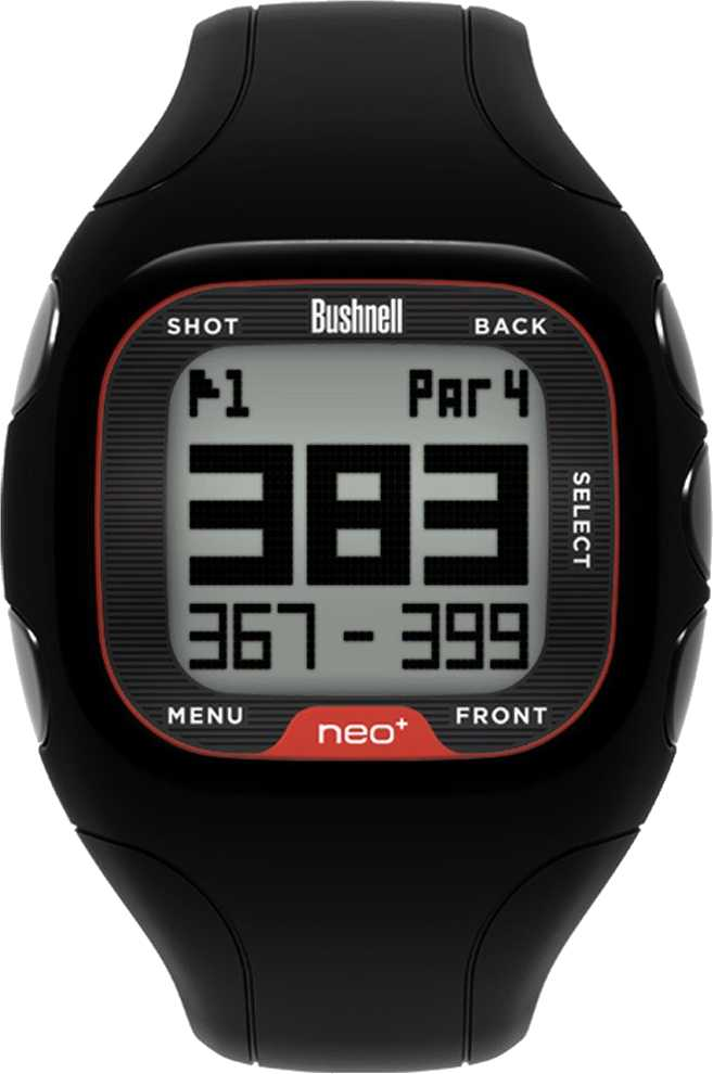 Bushnell Neo Plus GPS