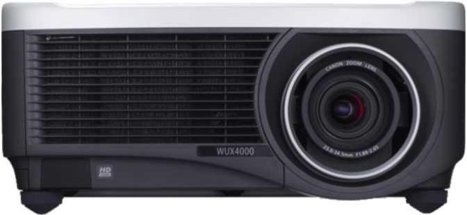 Canon REALiS WUX4000 Pro AV