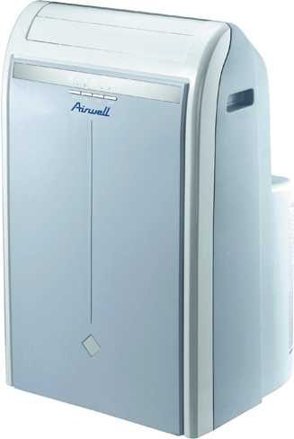 Airwell AELIA N 10 CDQC mobile portable 7MB021050 Monobloc Air Conditioner