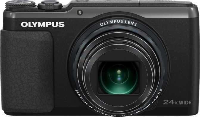 Olympus SH-50 iHS