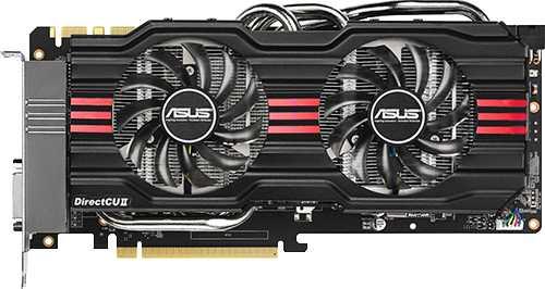 Asus GeForce GTX 770 DirectCU II OC