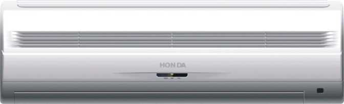 Honda HD-18 HR4FL Air Conditioner Wall Mounted