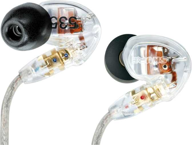 sennheiser ie80 vs shure se535 what is the difference. Black Bedroom Furniture Sets. Home Design Ideas