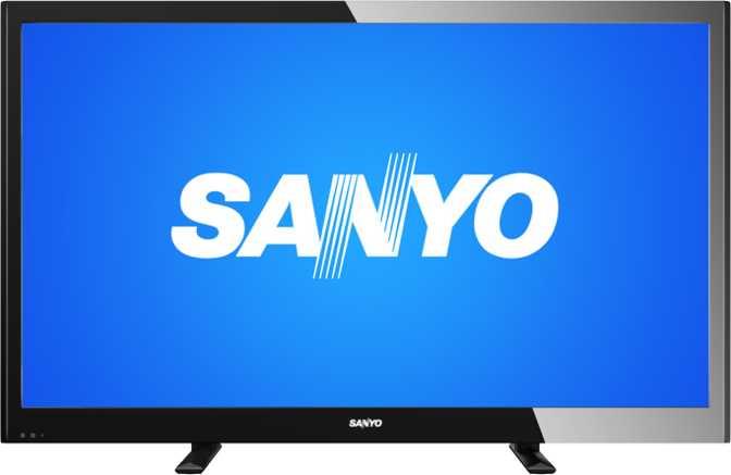 """Sanyo 42"""" LED-LCD"""