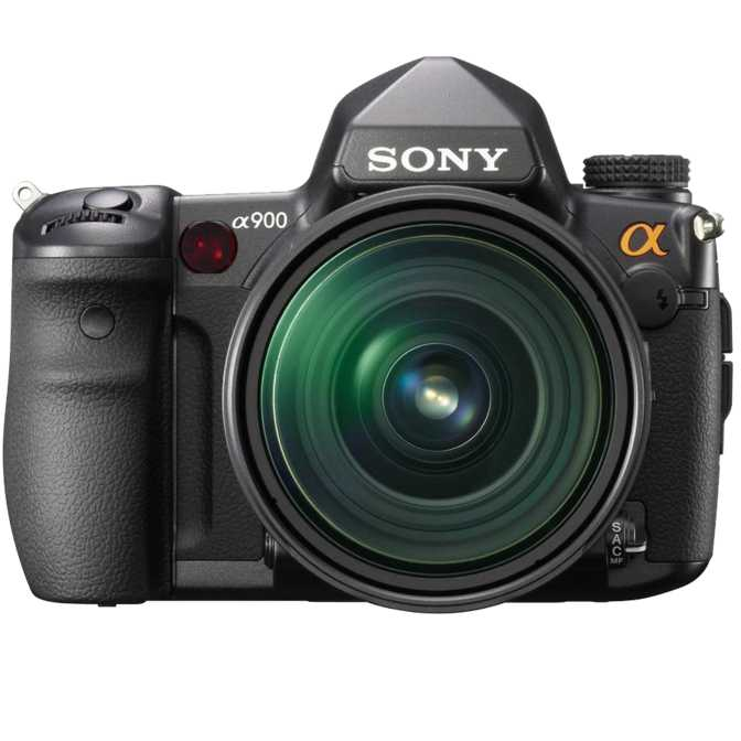 Sony A900 DSLR + Sony 28-75mm/ F2.8 SAM