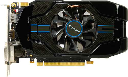 Leadtek GeForce WinFast GTX 650 Ti Boost