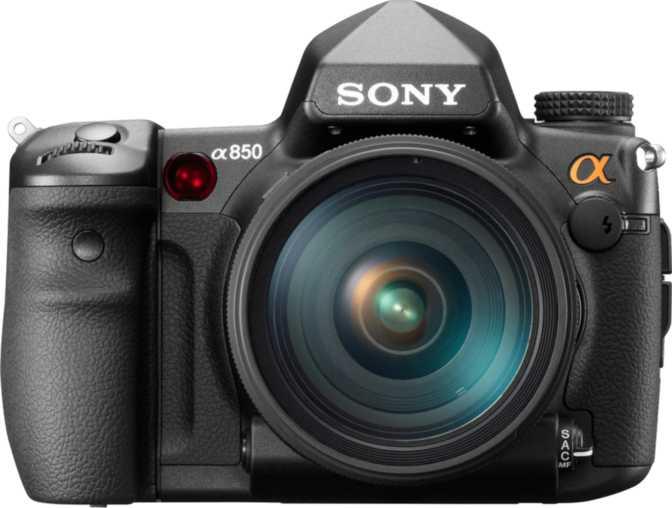 Sony A850 DSLR + Sony 28-75mm/ F2.8 SAM