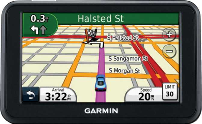 ≫ Garmin Nuvi 40LM vs Garmin Nuvi 50LM: What is the difference? on